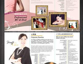#27 cho Flyer Design for a professional Master of Ceremony bởi mishyroach