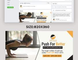 #74 for Design a facebook banner - 12/01/2020 05:29 EST by shorna99