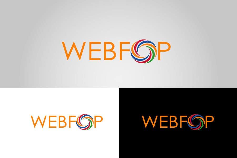 Kilpailutyö #32 kilpailussa Logo Design for webfop