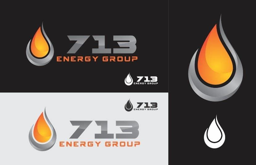 Bài tham dự cuộc thi #88 cho Complete Make Over, Logo, Website, Brochures, Flyers.  Start w/Logo,  713 Energy Group
