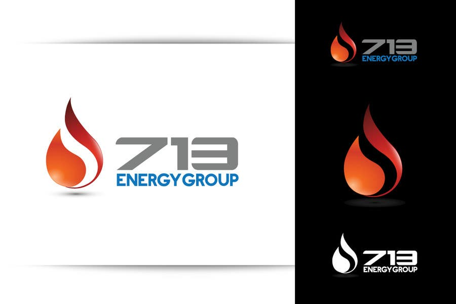 #37 for Complete Make Over, Logo, Website, Brochures, Flyers.  Start w/Logo,  713 Energy Group by aquariusstar