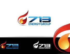 #103 para Complete Make Over, Logo, Website, Brochures, Flyers.  Start w/Logo,  713 Energy Group por aquariusstar