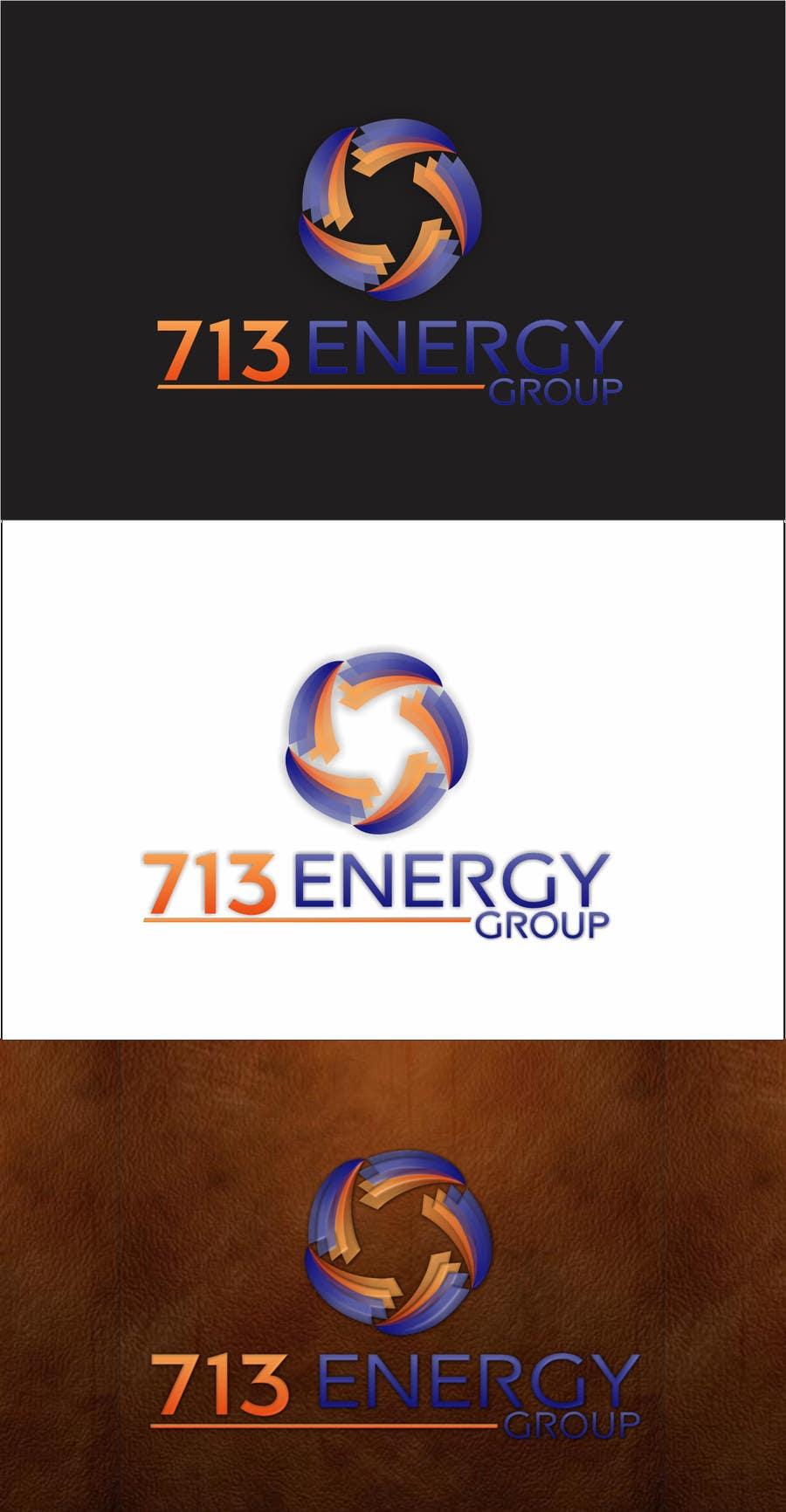 #59 for Complete Make Over, Logo, Website, Brochures, Flyers.  Start w/Logo,  713 Energy Group by indraadiwijaya