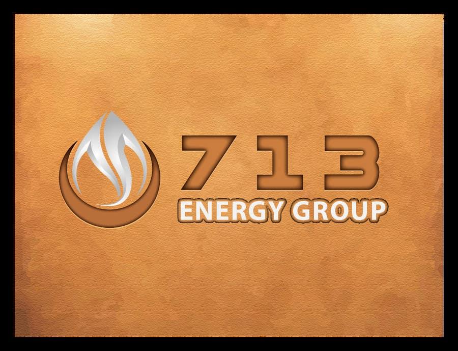 #139 for Complete Make Over, Logo, Website, Brochures, Flyers.  Start w/Logo,  713 Energy Group by rashedhannan