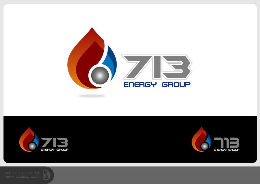 Bài tham dự cuộc thi #224 cho Complete Make Over, Logo, Website, Brochures, Flyers.  Start w/Logo,  713 Energy Group