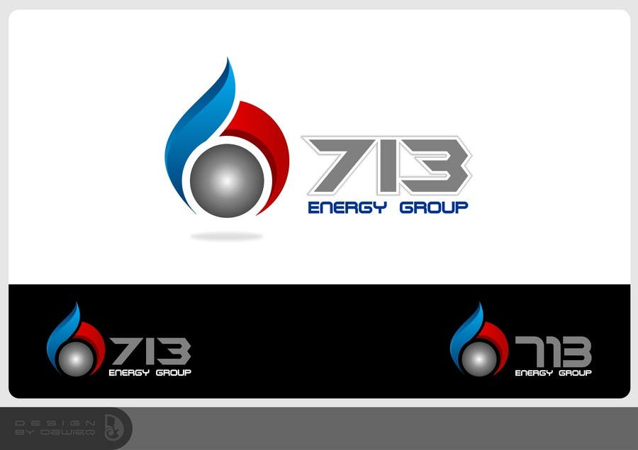 Bài tham dự cuộc thi #225 cho Complete Make Over, Logo, Website, Brochures, Flyers.  Start w/Logo,  713 Energy Group