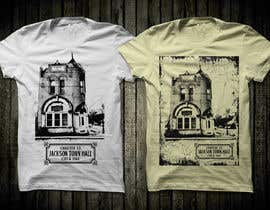 #71 for Historic Homes T-shirts by erwinubaldo87