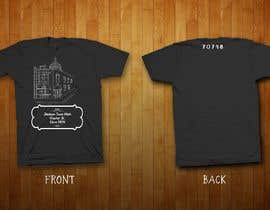 #60 for Historic Homes T-shirts by Bintangutomo