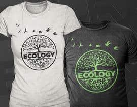 Nro 160 kilpailuun Summer Camp t-shirt design käyttäjältä Exer1976