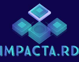 "#19 para Logo design for ""IMPACTA.RD"" de rasef7531"