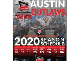 #19 for Womens Tackle Football Season Schedule by aniks6