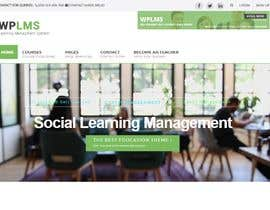 #13 for Design of a Learning Management System Website by Faysal520