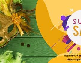 iltijahussain77 tarafından Custom Designs eCommerce Website Banner Design için no 58