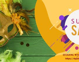 iltijahussain77 tarafından Custom Designs eCommerce Website Banner Design için no 63
