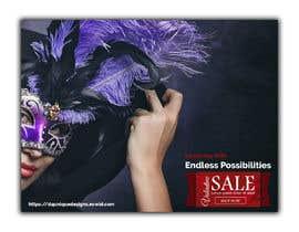 Nargis008 tarafından Custom Designs eCommerce Website Banner Design için no 45