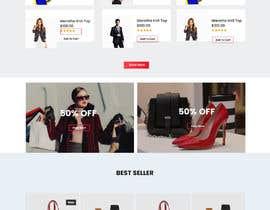 #44 για E-Commerce Landing Page design από modiprince