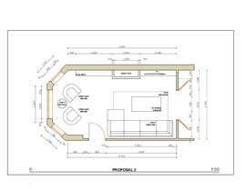 #6 untuk Furniture Placement oleh ArqPortillo