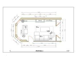 #9 untuk Furniture Placement oleh ArqPortillo