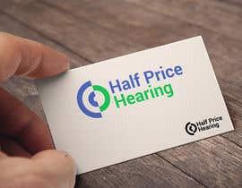 #57 untuk Design a Logo for Half Price Hearing oleh jaydevb