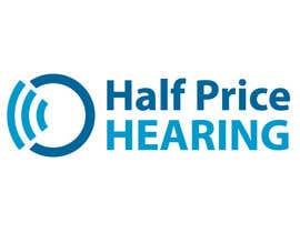 #120 untuk Design a Logo for Half Price Hearing oleh marinza