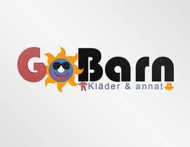 Nro 65 kilpailuun Logo for kid´s store käyttäjältä ARFANNAZIR100