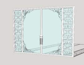 #28 for Design Iron and Glass Doors af archvizwork