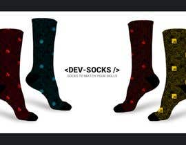 #21 for Code Sock Designs af kawshair