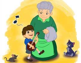 #52 for Childrens book illustrator by juliantoK