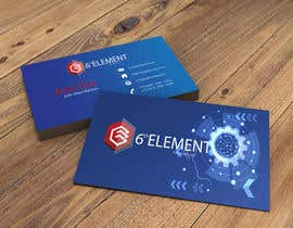 #112 for Business Card Design by MohiniAkther