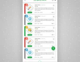 #23 for Need the best Mobile UI design for a ready wireframe by nazmultushar133