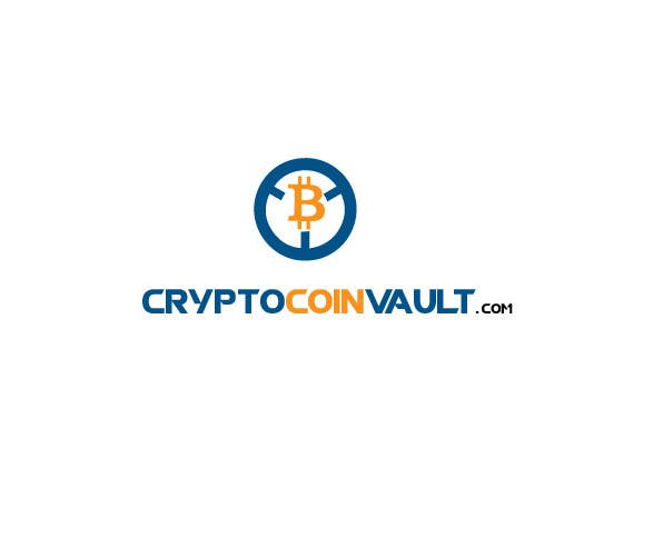 Bài tham dự cuộc thi #                                        13                                      cho                                         Design a Logo for Crypto Coin Vault