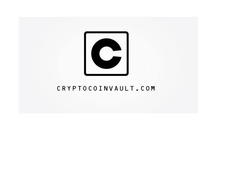 Bài tham dự cuộc thi #                                        33                                      cho                                         Design a Logo for Crypto Coin Vault