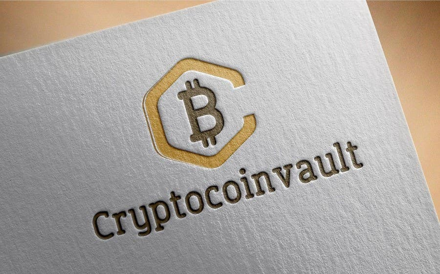 Bài tham dự cuộc thi #                                        51                                      cho                                         Design a Logo for Crypto Coin Vault