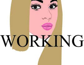 #5 for Draw me a caricature style portrait for a makeup artist logo. af abhasan5