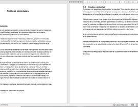 #7 для Employee Manual от carolinahuertas