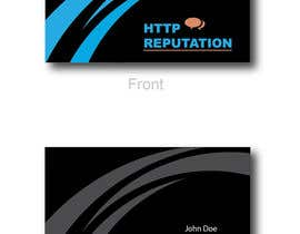 #36 untuk Business Card and letter head Design for httpreputation oleh ravimorey