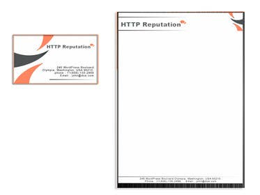 #29 for Business Card and letter head Design for httpreputation by anuprai56