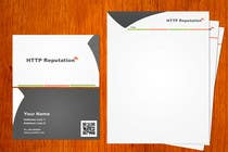 Contest Entry #11 for Business Card and letter head Design for httpreputation