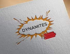 #83 untuk Team Logo - Dynamites oleh aliasgerrassi6