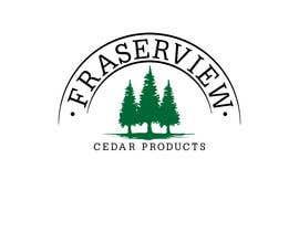 #188 cho Fraserview cedar Logo bởi alfasatrya