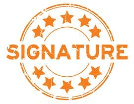 #144 for Signature logo by shoumikghosh8