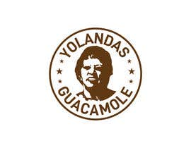 "#28 for Logo Design for ""Yolandas Guacamole"" af gdbeuty"