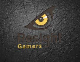 #57 for Resight Gamers Youtube Logo by lauragralugo12