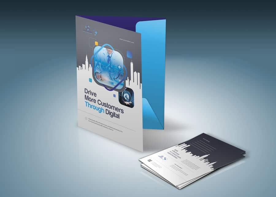 Contest Entry #                                        4                                      for                                         Design an A4 presentation folder
