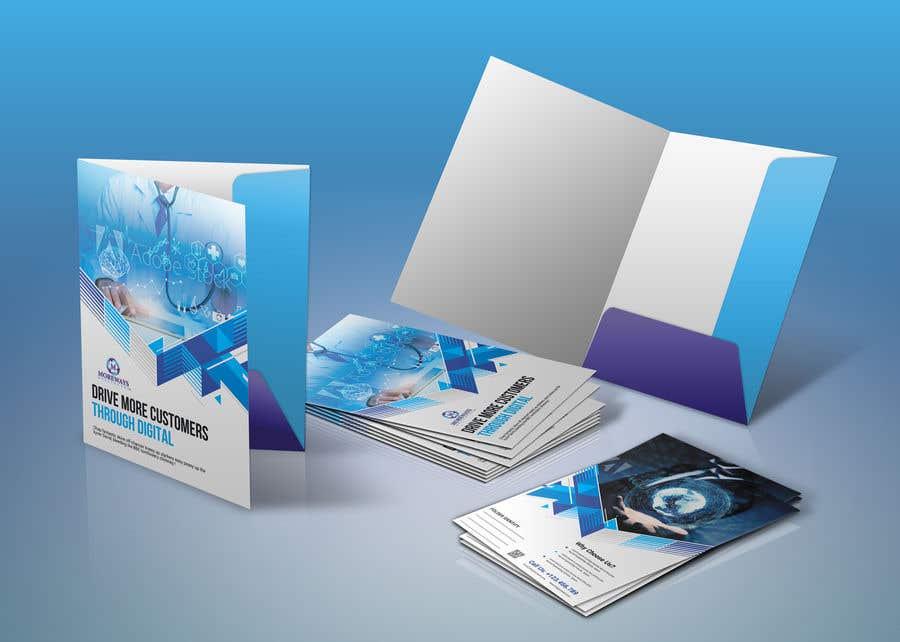 Contest Entry #6 for Design an A4 presentation folder