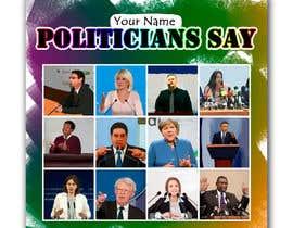 #41 for Politicians Say album artwork by Javiian16
