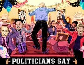 #57 for Politicians Say album artwork by Printedreams