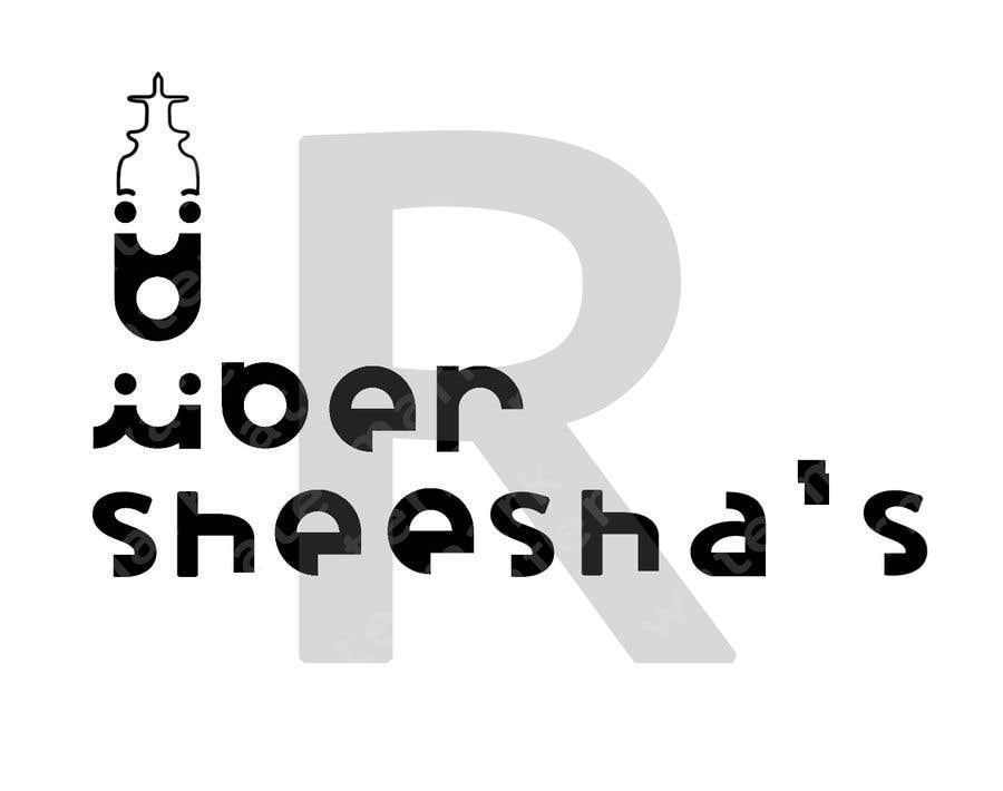 Contest Entry #                                        2                                      for                                         I want a logo by the name of Uber Sheesha's .  PFA our lounges logo, I want a similar logo instead of Lounge there needs to be sheesha's. Also I want it to be designed like the sheesha should be inside the logo U.