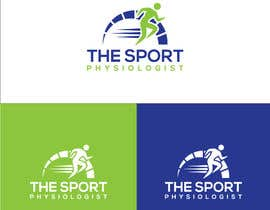 #134 pёr Design a logo for a Sports Physiologist nga hbhabib9588