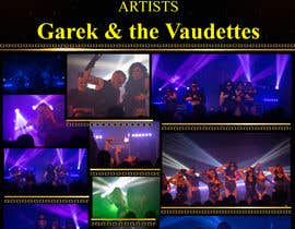 #2 for Create a Concert Poster - Garek & the Vaudettes by asfandyar381
